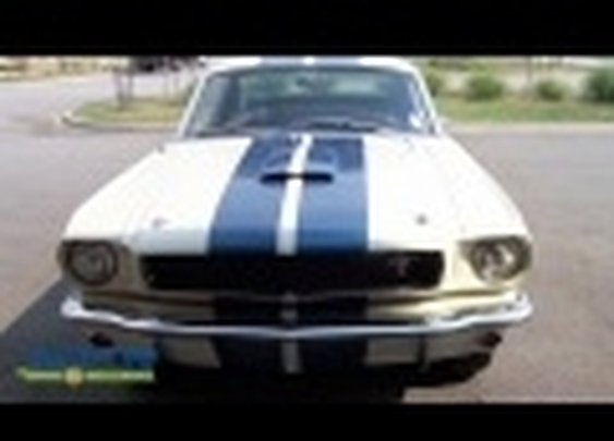Stolen 1965 Shelby GT Found 25 Years Later