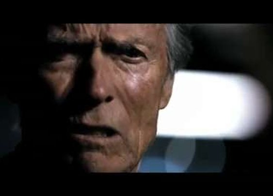 Clint Eastwood in Chrysler Super Bowl Ad