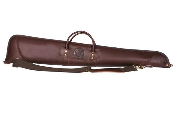 Leather Shotgun Case - All Leather :: Duluth Pack :: Made in the USA :: Quality leather and canvas luggage, backpacks,  camping, and outdoor gear,