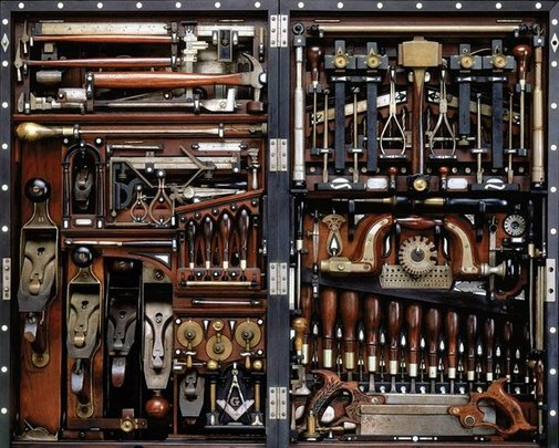 The Studley Tool Chest - Gentlemint