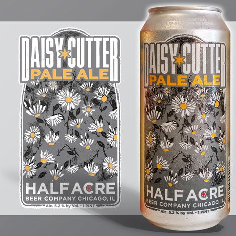 Half Acre Beer Company | Daisy Cutter Pale Ale