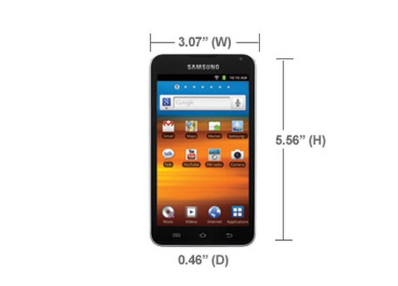 Samsung Galaxy Media Player 5.0