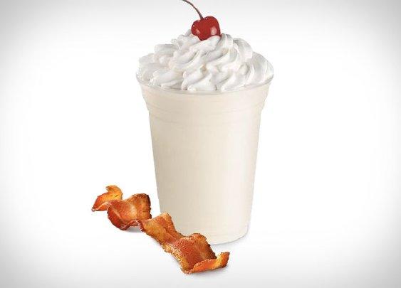 Bacon Milkshake From Jack in the Box