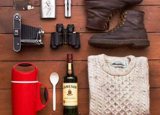 Things Organized Neatly: gregholland: Winter Survival Guide