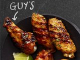 Guy Fieri's Tequila-Lime Wings