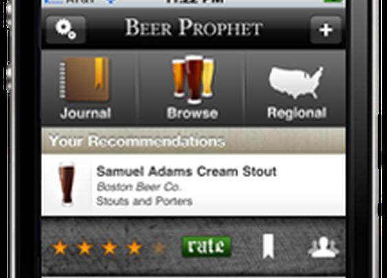 Beer Prophet - Pandora for Beer