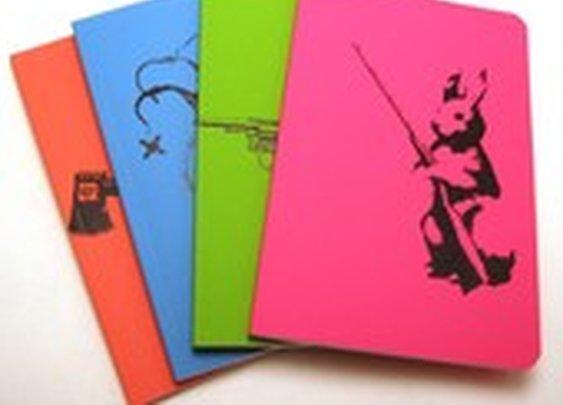 Dangerous Animals notebooks