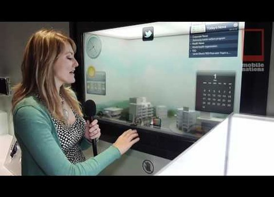 """Smart Window"" (Video)"