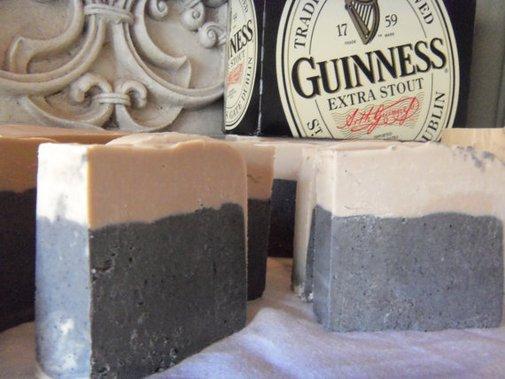 Beer soap.  'Nuff said.