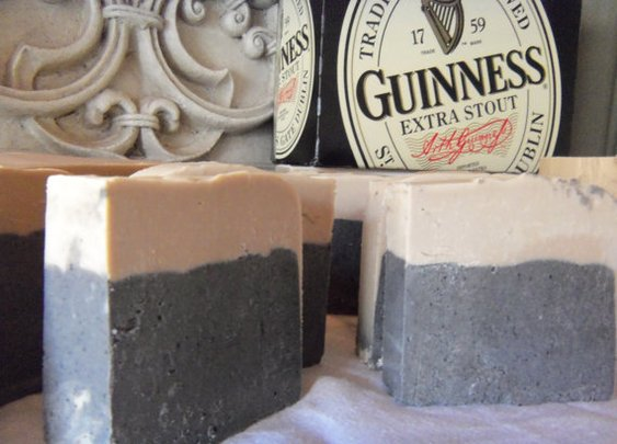 Beer soap.  'Nuff said.