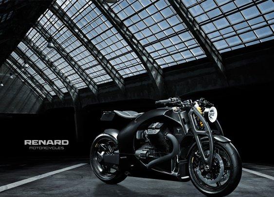 Renard GT - Renard Motorcycles