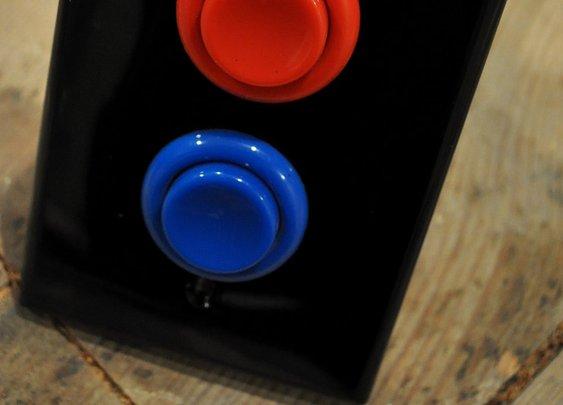 Working Arcade Light Switch