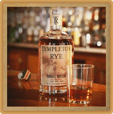 Home   Templeton Rye – Prohibition Era Whiskey