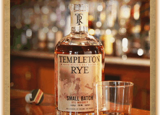 Home | Templeton Rye – Prohibition Era Whiskey