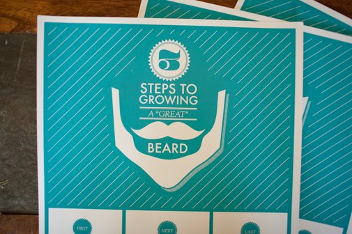 5 Steps To Growing A Great Beard