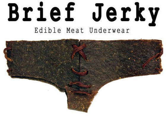 DIY Brief Jerky - Edible Underwear