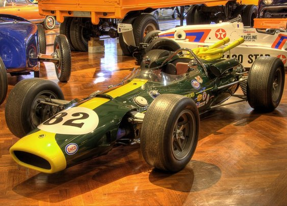 Vintage Gentleman's Racing
