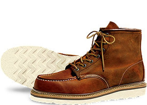Red Wing Shoes - The 1907 6 inch Moc