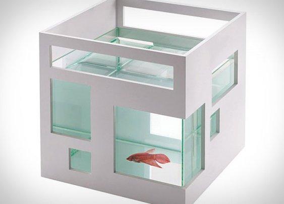 Umbra Fish Hotel | Uncrate