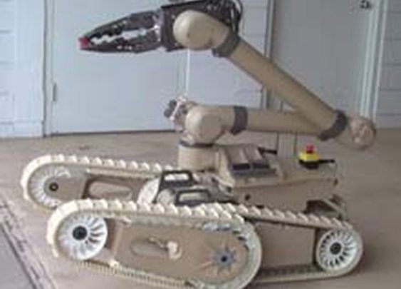Warrior: A Military Robot that Does It All - Technology Review