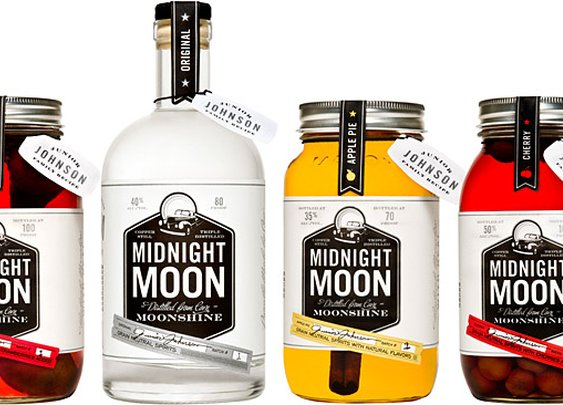 Midnight Moon Moonshine | Uncrate