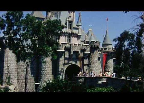 Disneyland Canon 1957