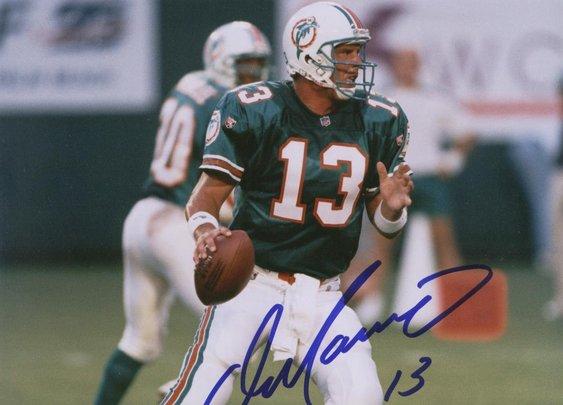 Dan Marino - Miami Dolphins