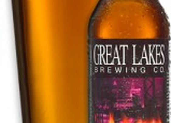 Great Lakes Brewing Co. - Burning River