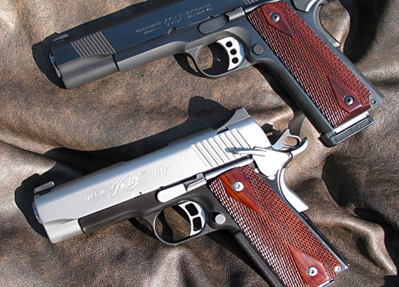 Tough decision - Colt or Kimber 1911
