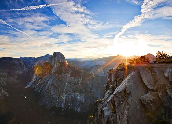 Watch a staggeringly beautiful time-lapse video of Yosemite National Park