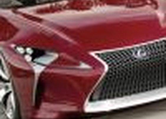 LF-LC Concept Car - AskMen