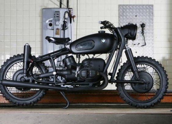 BLITZ MOTORCYCLES 1963 BMW R60/2