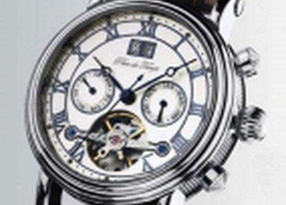 Watches :: Men's :: Debut II - Sophisticate - Artfully Elegant