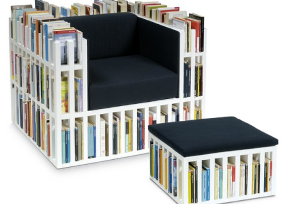 The Bookshelf Chair