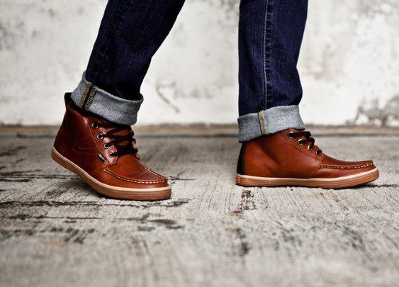 Öbo GTX Leather Shoe