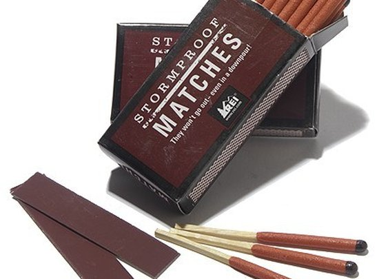 Matches for the Zombie Apocalypse