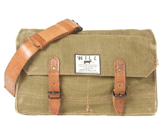Will Leather Goods Ammunition Bag