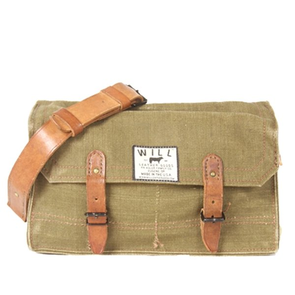 Will Leather Goods Ammunition Bag | Gentlemint