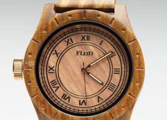 JackThreads - Big Ben Watch Wood