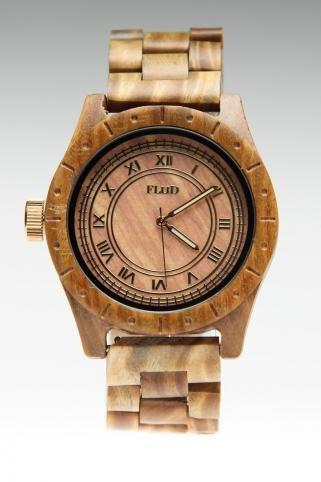JackThreads - Big Ben Watch Wood