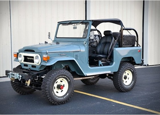 1978 TOYOTA LAND CRUISER. #yeah
