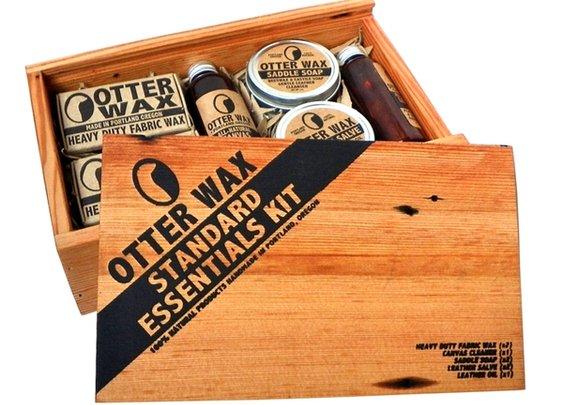 Otter Wax Standard Essentials Kit