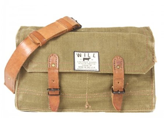 WILL LEATHER GOODS / Ammunition Bag