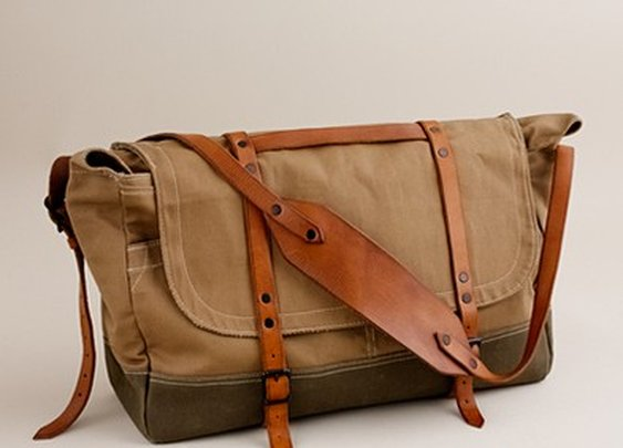 Wallace & Barnes upland field bag - bags - Men's accessories - J.Crew