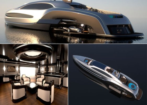 Gray Design | Sovereign Superyacht