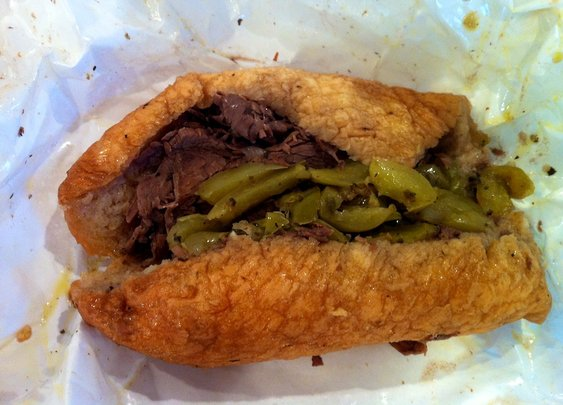 Chicago's Most Famous Obscure Sandwich  | A Continuous Lean.
