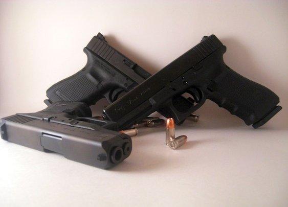 Glock Gen4 Comparison (G17, G19, G26) | The Truth About Guns