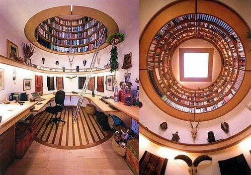 """Writing office for National Geographic's """"Explorer in Residence"""" - Boing Boing"""