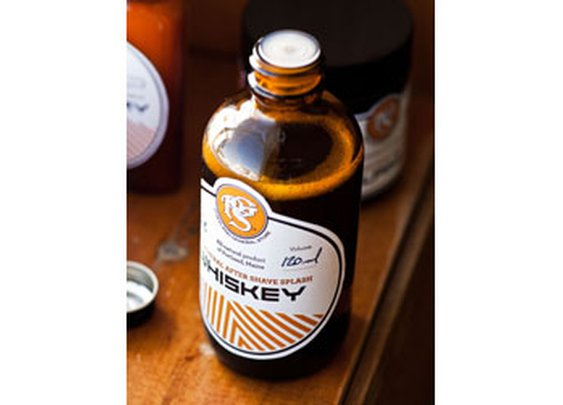 Whiskey Aftershave Splash by Portland General Store
