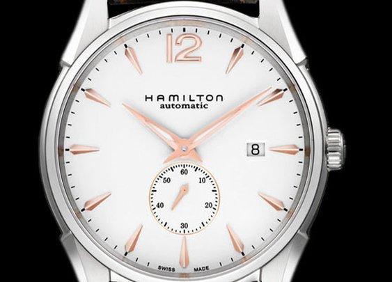 Hamilton Jazzmaster Slim, Petite Seconde